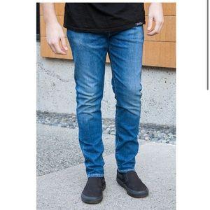 Levi's 512 Jeans Blue Wash Men's 33x32